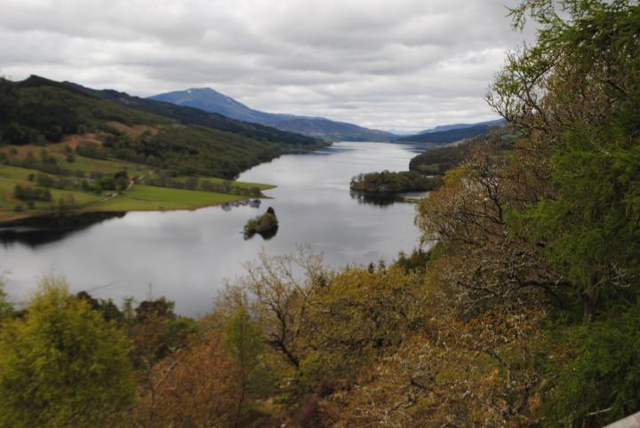 Queen's View, Loch Tummel